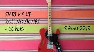 Start me up - The rolling Stones (cover) Glimmer Stone