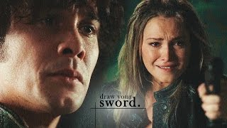 Bellamy & Clarke | draw your sword