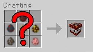 MORE TNT in Minecraft Pocket Edition no Mods! (Command Block Creation)