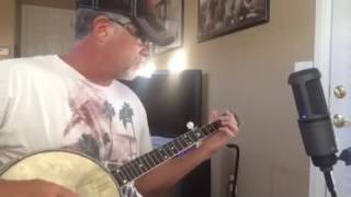 Sloop John B - Beach Boys Banjo Cover