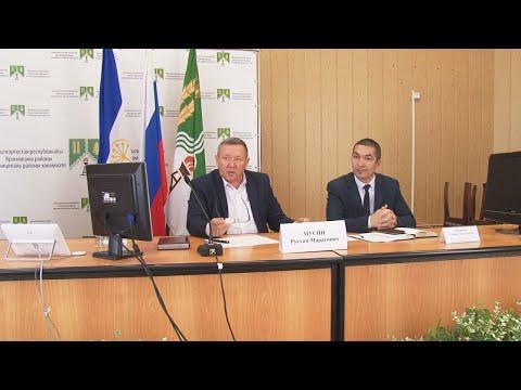 Заседание Совета по поддержке и развитию малого и среднего предпринимательства в Краснокамском районе