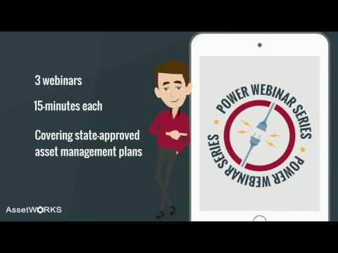 Webinar Announcement   Asset Management to the Rescue!