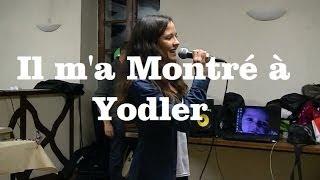 Il M'a Montré à Yodler // Manon Bédard (Cover)