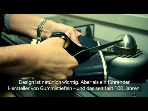 Inspired by Norway - Viking Footwear, German subtitles