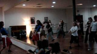 Karolina - Lilla House - choreo missy elliott get your freak on