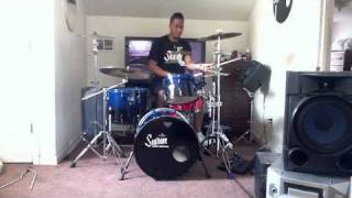 Kelly Rowland-motivation ft. lil wayne(drum cover)