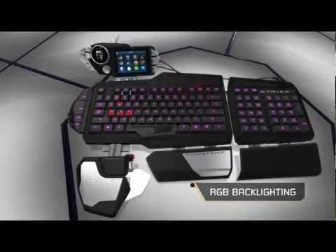 Madcatz Cyborg STRIKE7 Gaming Keyboard