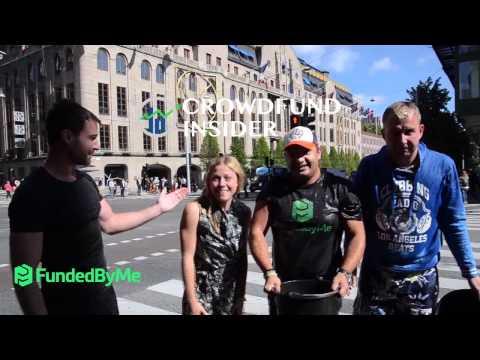 FundedByMe: ALS Ice Bucket Challenge