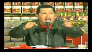 Chávez maldice a Israel y denuncia que el Mossad trata de matarlo