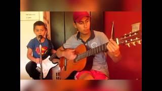 Morat-Amor con hielo-Cover-Hermanos Martinez