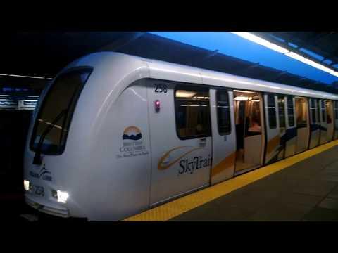 Vancouver Skytrain Spotting Part 1