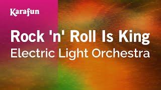 Karaoke Rock 'n' Roll Is King - Electric Light Orchestra *