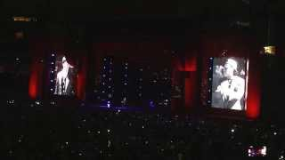 Justin Timberlake & Jay Z - Forever Young (Live at Citizens Bank Park) 8/13/13