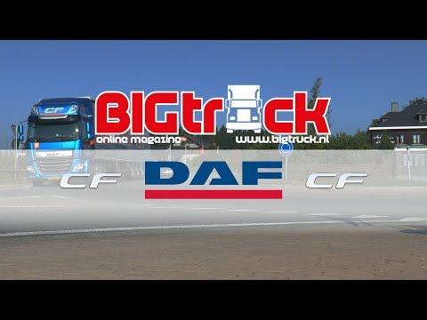 BIGtruck RoadTest DAF CF 450 Space Cab
