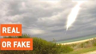 Meteor Strikes in Australia | Real or Fake?