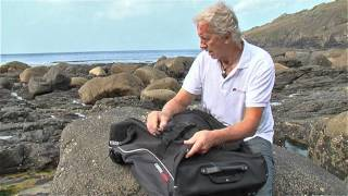 Mares Cruise Roller Dive Bag Video Review