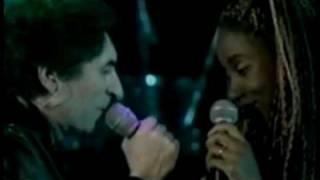 Amaneci en tus brazos - Joaquin Sabina y Lucrecia en directo