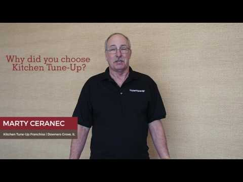 Why Did You Buy a Kitchen Tune-Up Franchise?