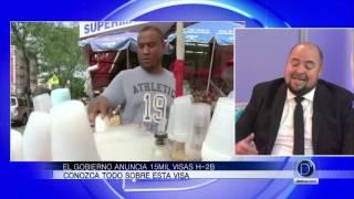 El abogado Pablo Hurtado nos habla de visas de trabajo