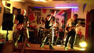 Complete Control - live cover (the Clash)