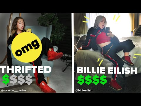 I Tried To Recreate A Billie Eilish Outfit On A Budget