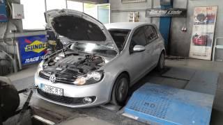 VW golf6 1.6tdi 138hp