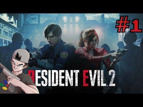 De vuelta en Racoon City!! || Resident Evil 2 Remake #1