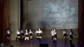 30 Seconds To Mars - Hurricane contemporary choreography by Katerinna Rubleva
