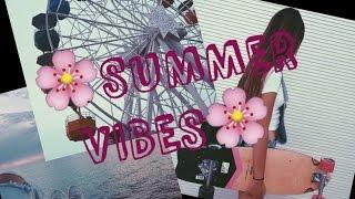 SUMMER VIBES // [Parque De Atracciones, Longboard & Cine]