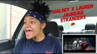 Halsey X Lauren Jauregui - Strangers (REACTION)
