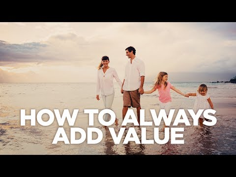 How to Always Add Value - The G&E Show photo