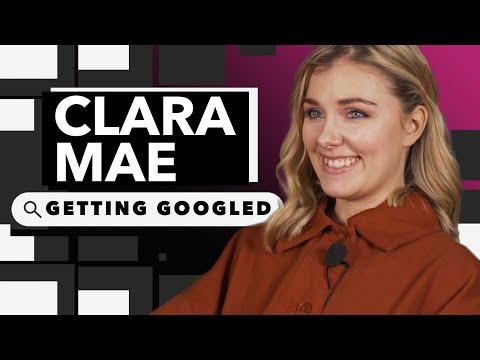 Clara Mae | Getting Googled
