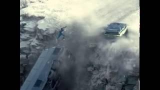 Fast & Furious 7 - Brian's Bus Jump