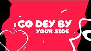 By Your Side - The Trybe featuring The Voice All Stars Lyric Video