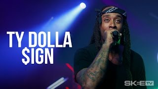 """Ty Dolla $ign """"Only Right"""" Feat. YG, Joe Moses, TeeCee4800 LIVE on SKEE TV"""