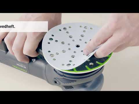 Festool Multi Jetstream slipeplate MJS2