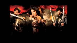 King Arthur - Theme song ( cover by Thomas Dozeman )