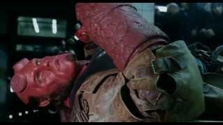 Hellboy vs sammael