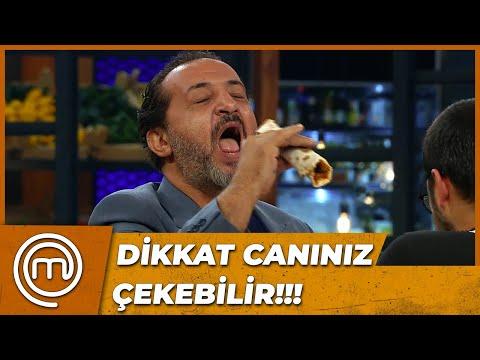 MEHMET ŞEF LAHMACUNLA SANAT YAPTI! | MasterChef Türkiye 66. Bölüm