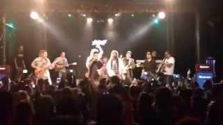 Gondwana en BARCELONA feat GreenValley & Jah Nattoh