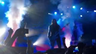 Amon Amarth - As Loke Falls Live Bologna Estragon 2017