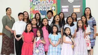"""Ako ay Anak ng Diyos (Tagalog Version of """"I am a Child of God"""")"""