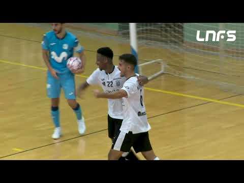 Unión África Ceutí 5-0 Inter FS B Jornada 3 Segunda División Temp 21/22