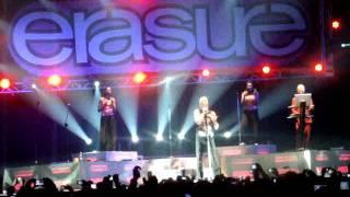 Erasure Always, EN ESPAÑOL!!  Santiago de Chile