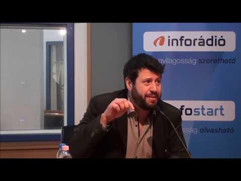 InfoRádió - Aréna - Puzsér Róbert - 2.rész - 2019.03.25.