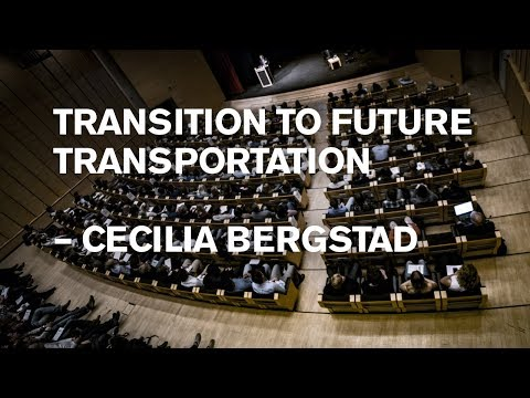 Cecilia J Bergstad: How can future transportation become more sustainable?