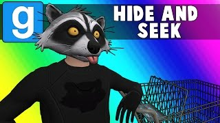 Gmod Hide and Seek - Shopping Cart Edition! (Garry's Mod)
