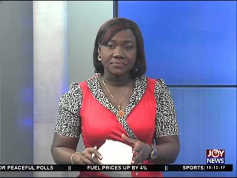 Limited Voter Registration - Today's Big Story on Joy News (3-5-16)