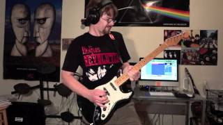 Pink Floyd - On the Turning Away solo cover (HD)