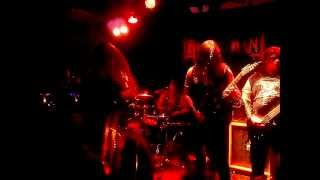 Triumphant - Speed Metal [Bombarder cover] (Live @ PMK Innsbruck - 20.09.2013)